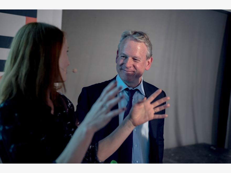 KOM17: Camilla Mehlsen i samtale med Mark Turnbull fra Cambridge Analytica