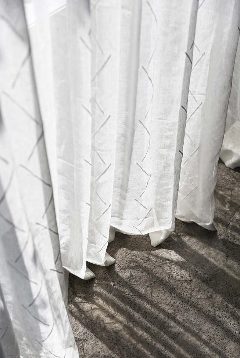 Gorgeous fabric from the James Dunlop Contemporary Collection