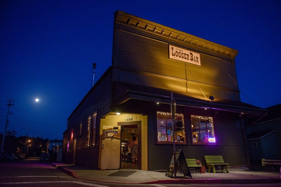 The Logger Bar, Blue Lake, CA