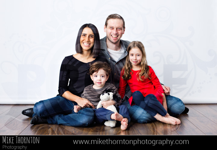 Family photography studio Cambridge