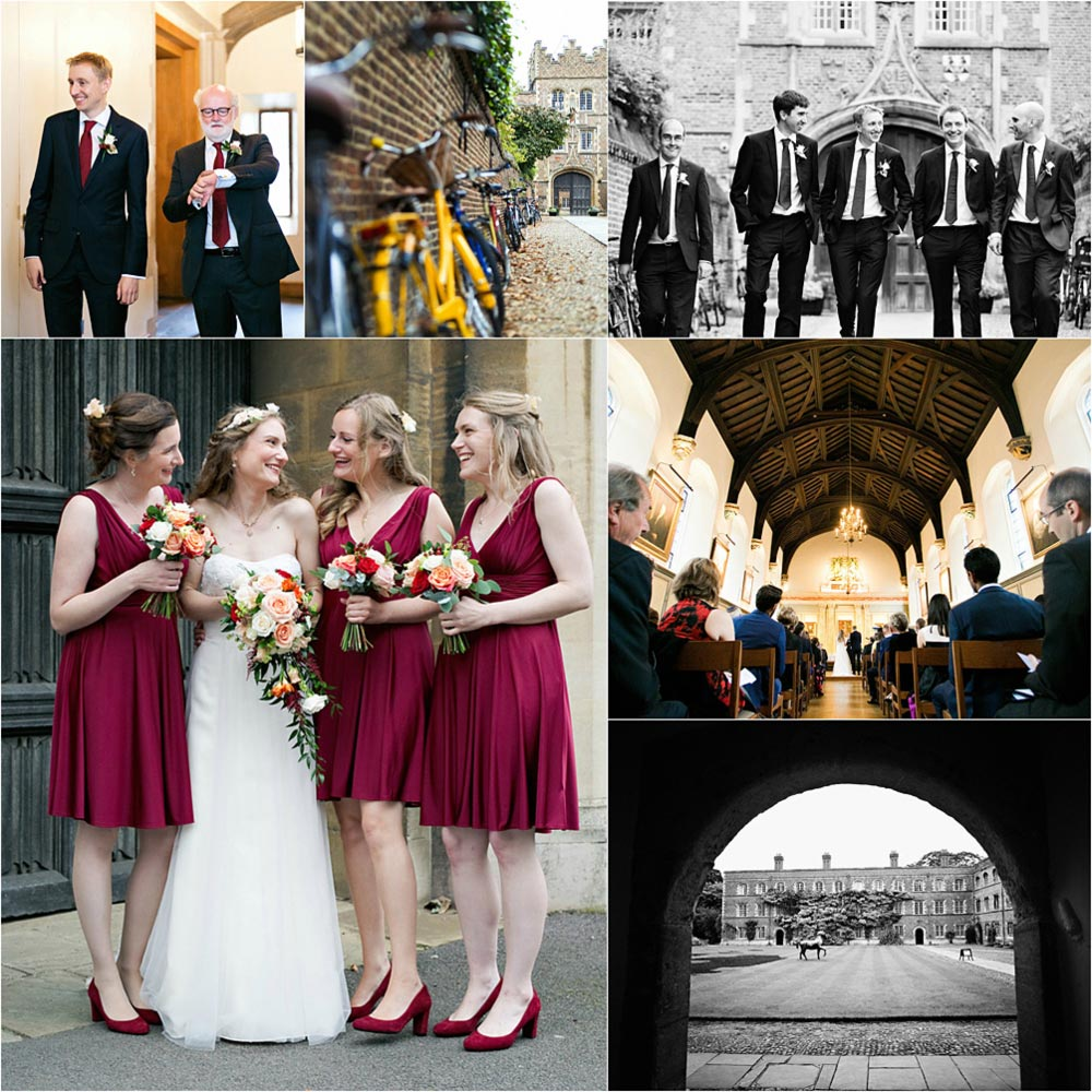 Jesus College Cambridge weddings