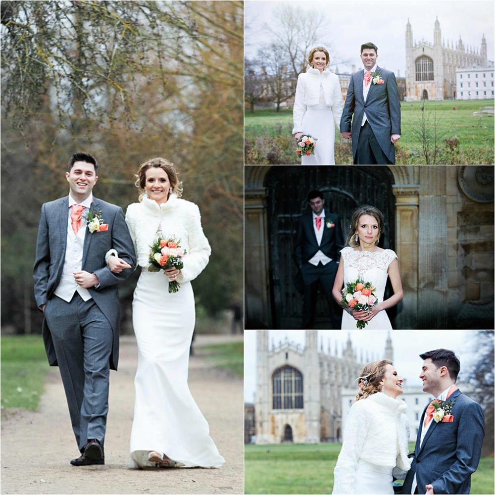 bride and groom photography in cambridge