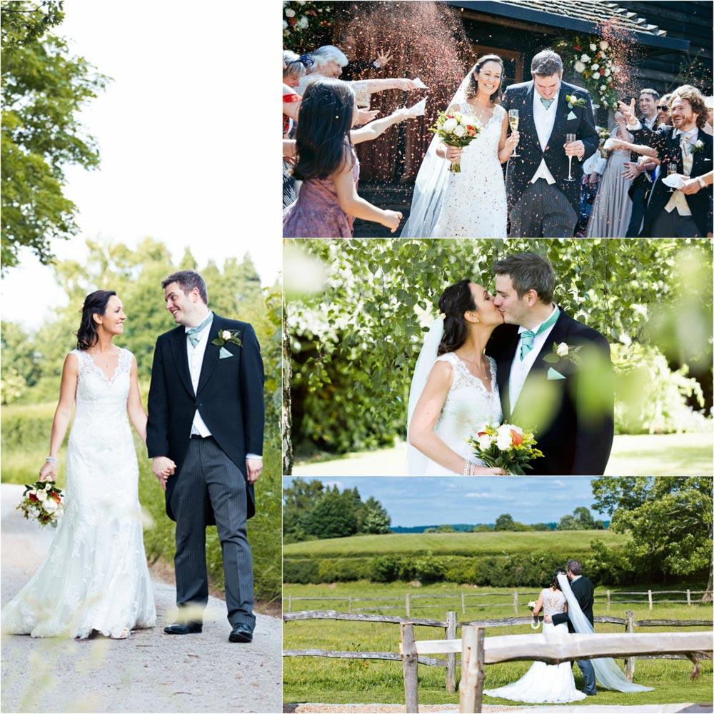 Guildford weddings Surrey hills