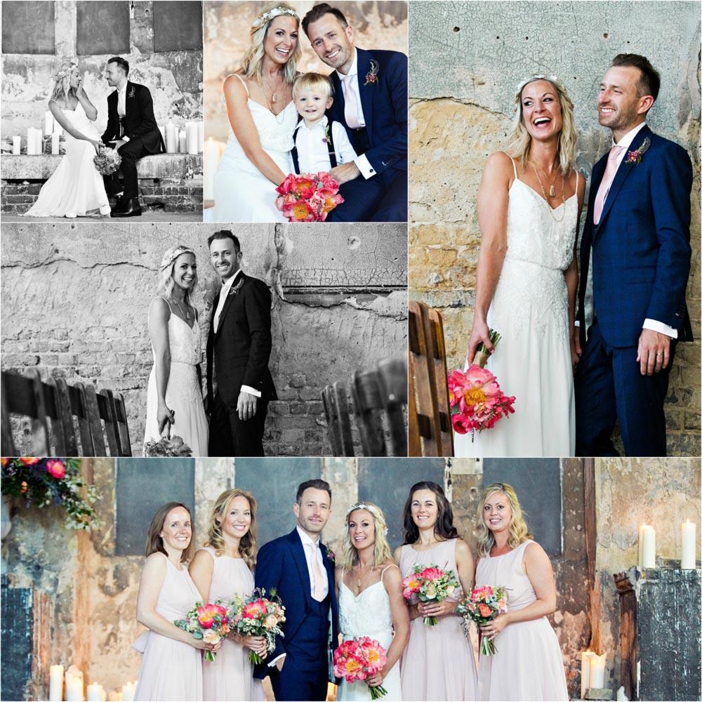 bride and groom photography asylum chapel