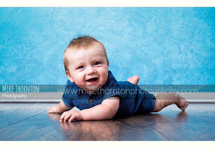 baby blue baby photography
