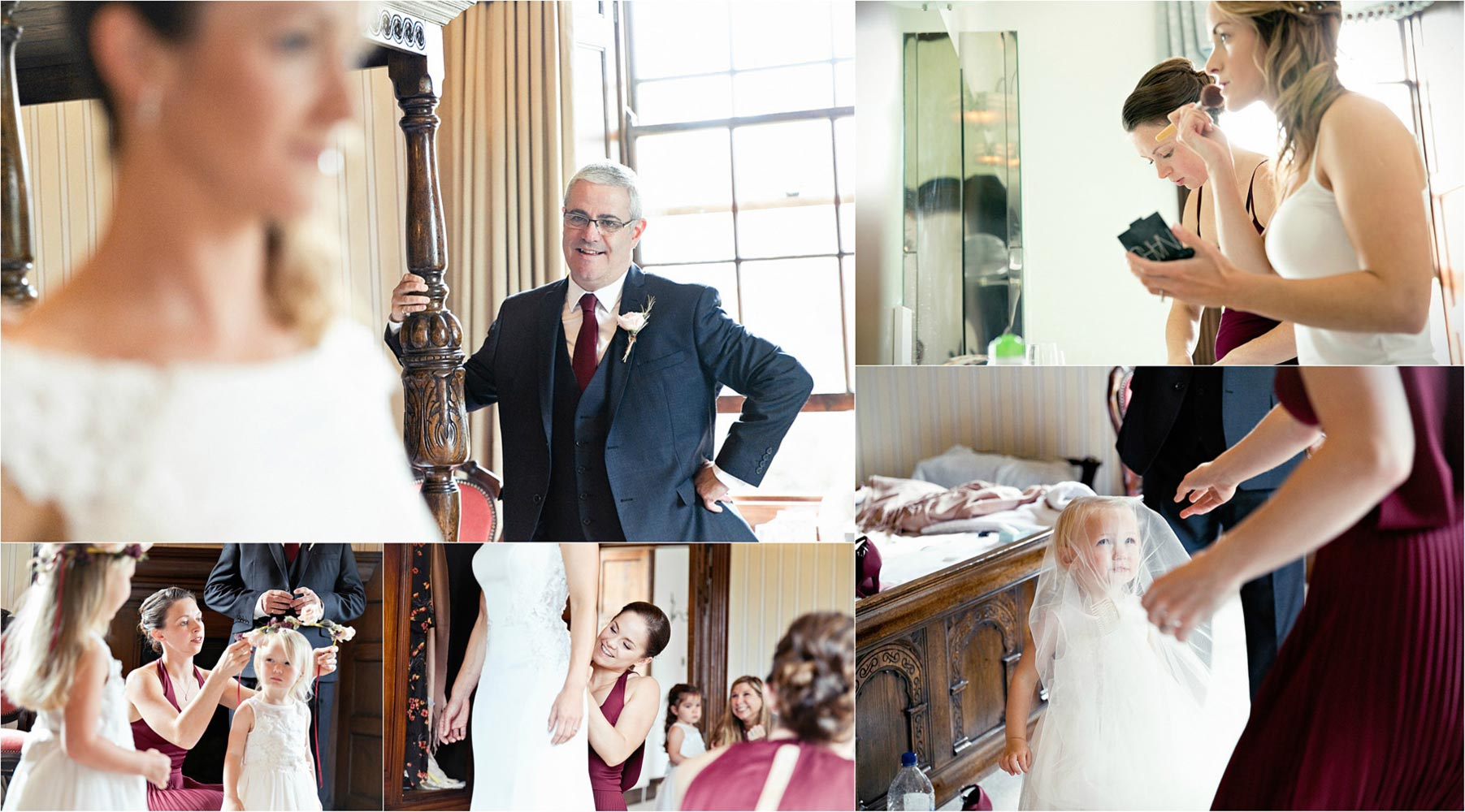 wedding photographer Hockwold Hall