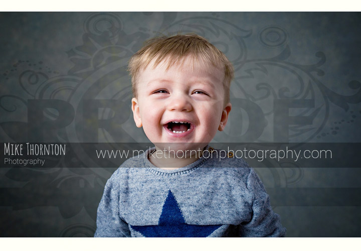 Giggling baby photography Cambridge