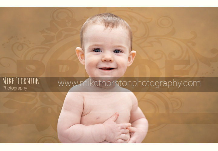 natural modern baby photography