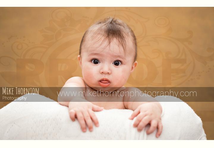 cute modern baby photography