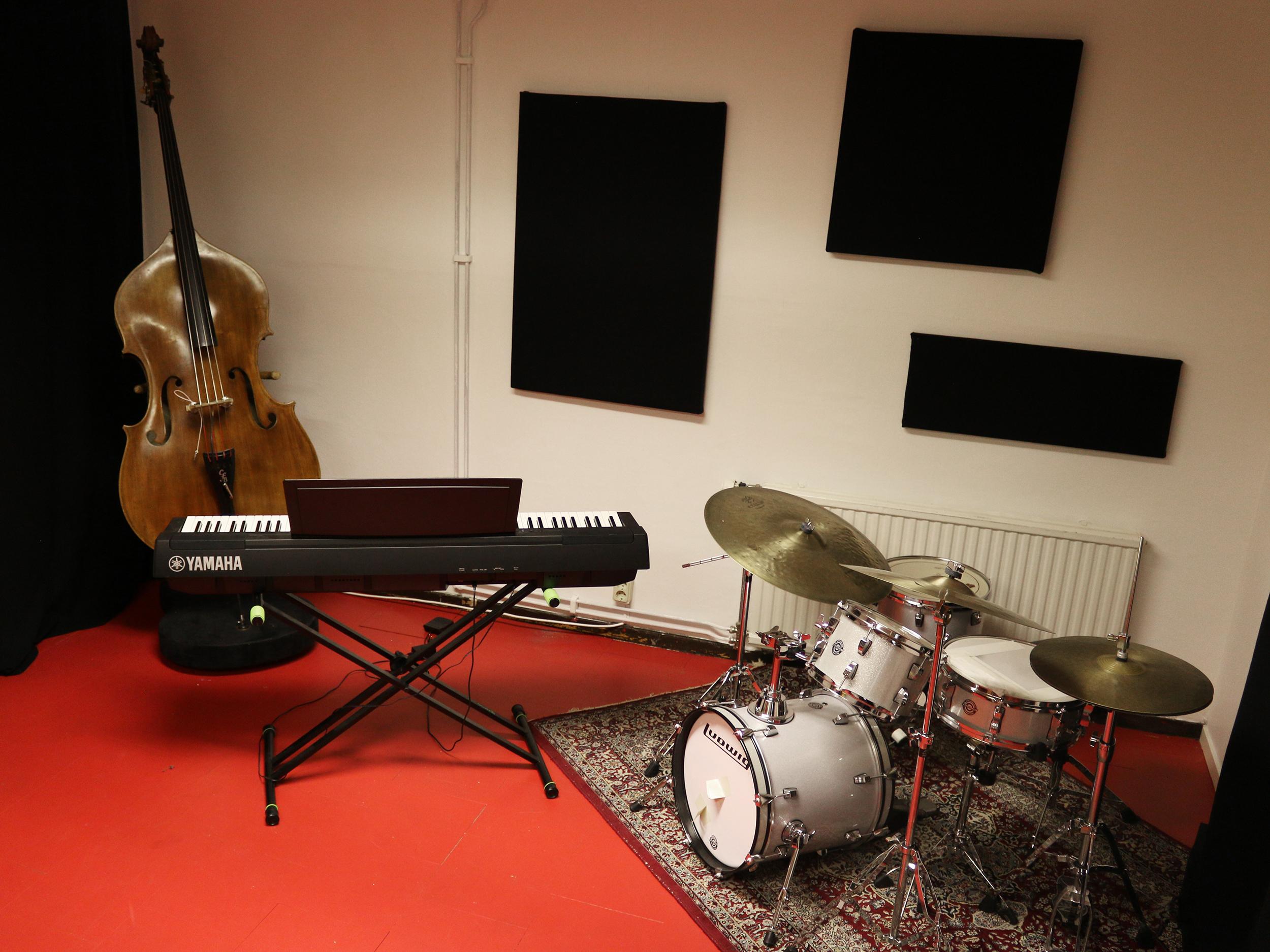 En studio för den mindre gruppen