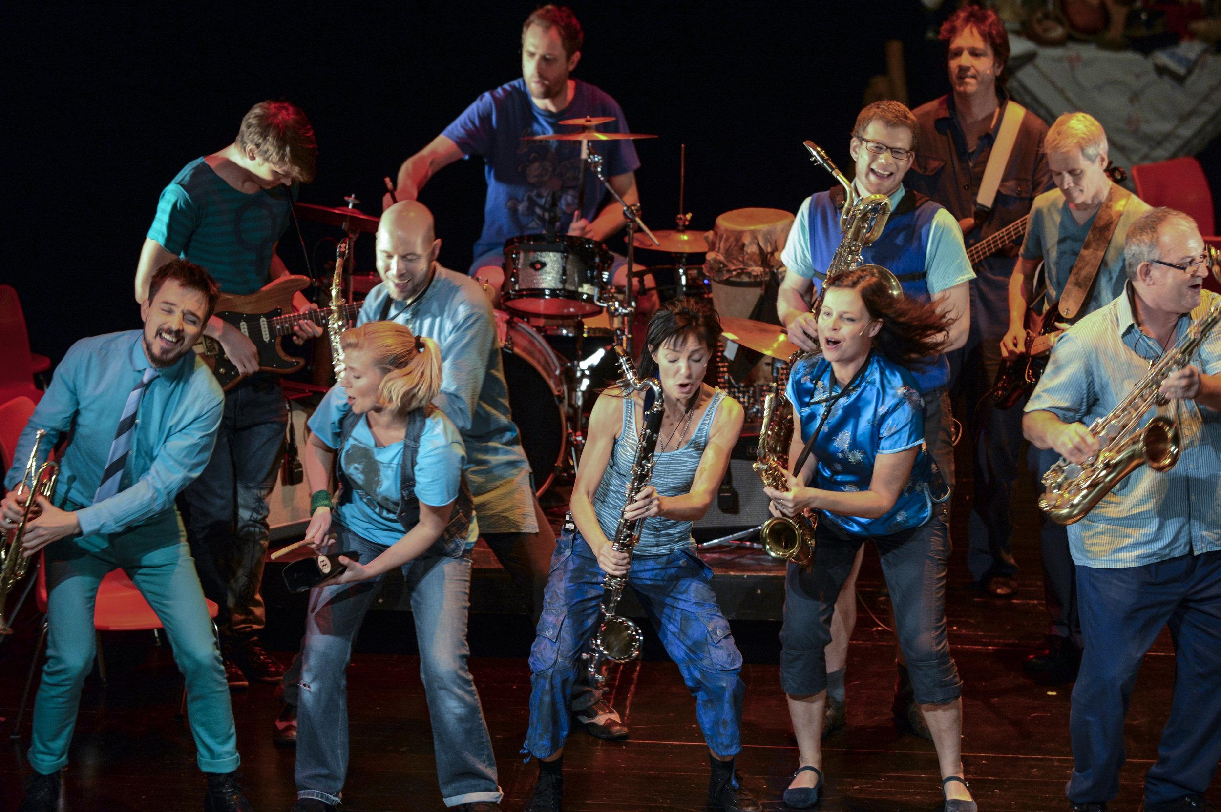 Hunger, Folkteatern 2012. Fotograf: Patrik Gunnar Helin. Klicka för högupplöst version.