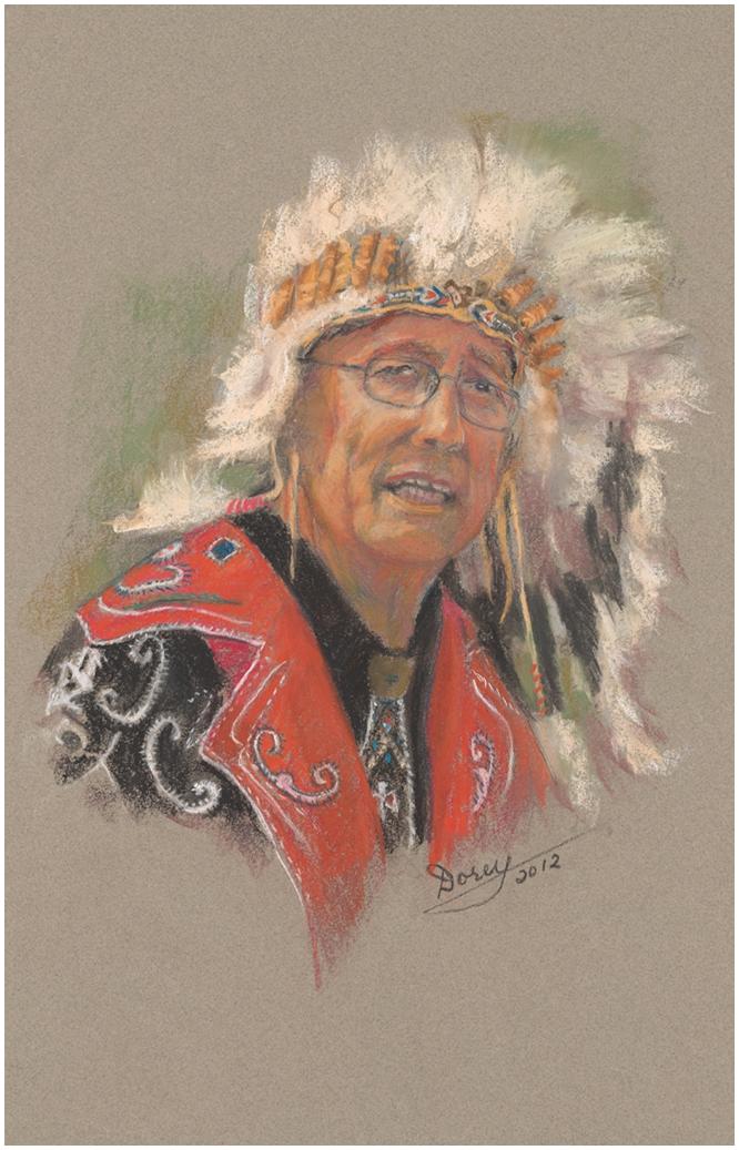 Chief Terrance Paul