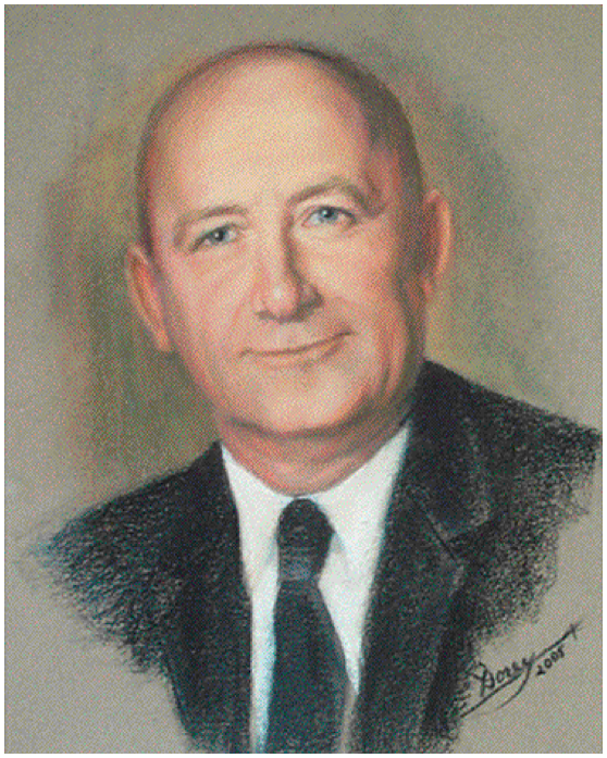 Robert Burns Cameron, DSO, OC, LLD