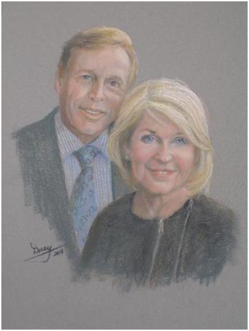 Richard and Sharon Calder