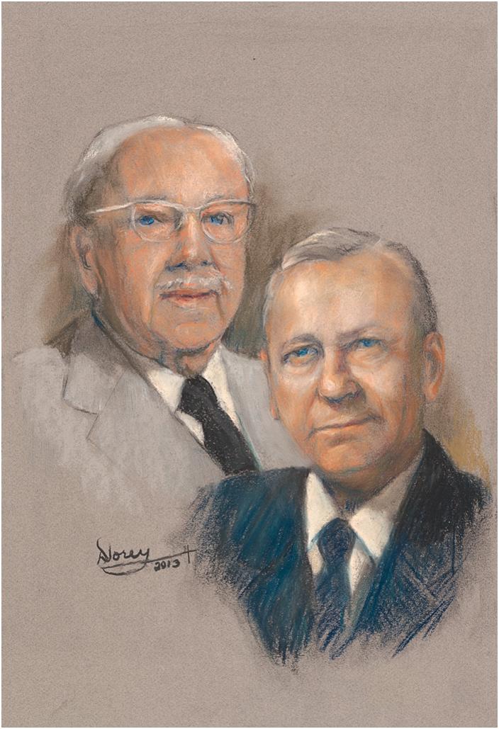 Willett J. and Hugh O. Mills