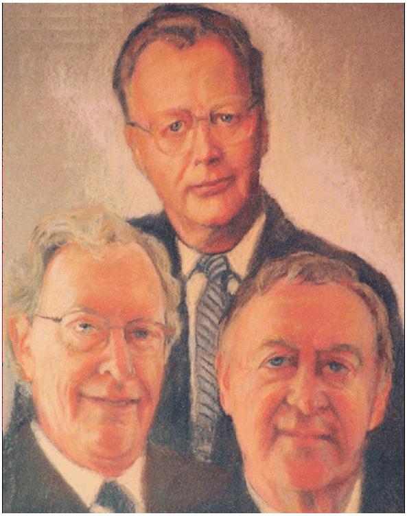 William M. Sobey, Donald R. Sobey, David F. Sobey
