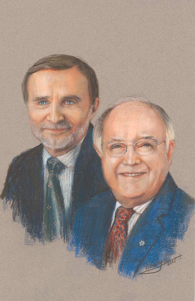 JP and Louis Deveau