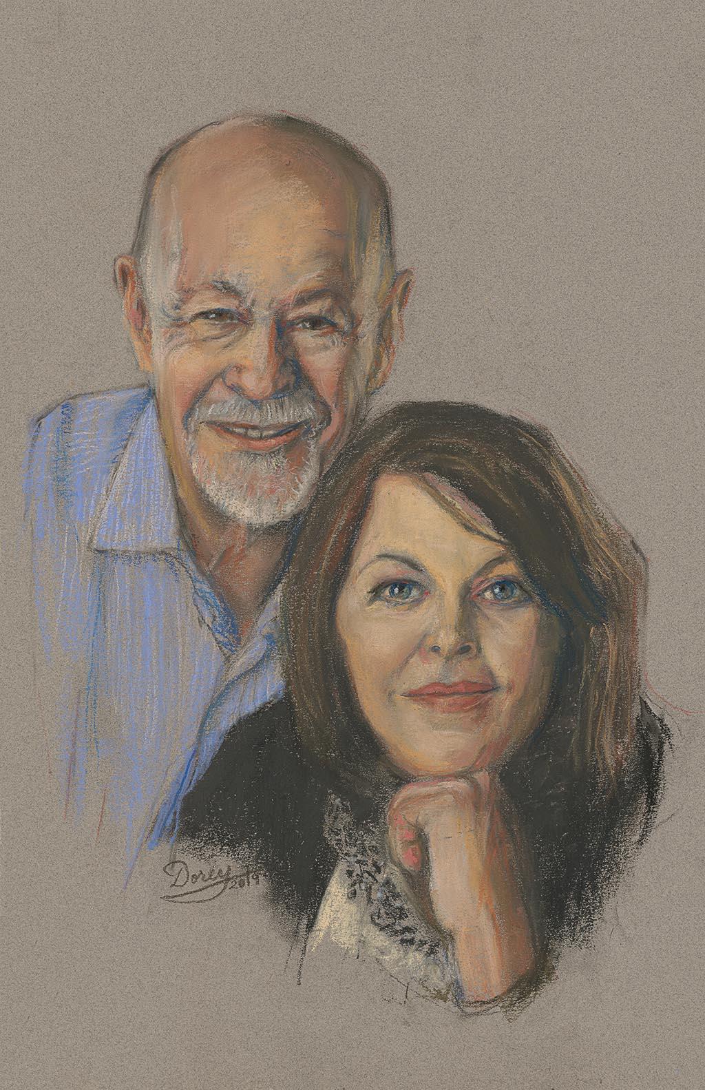 Stephanie & Maurizio Bertossi
