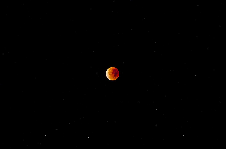 Super Blood Moon, Copenhagen 28.09.2015