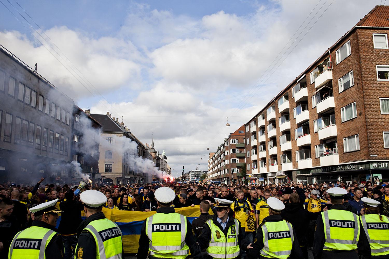 Brøndby March