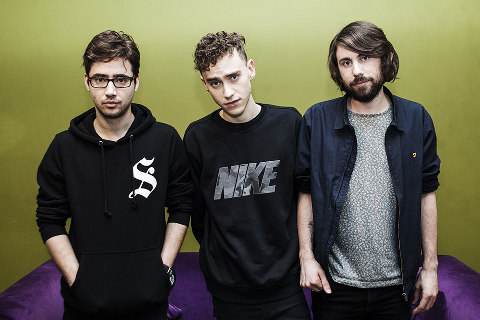 Years & Years - Published in GAFFA Magazine oct 2015