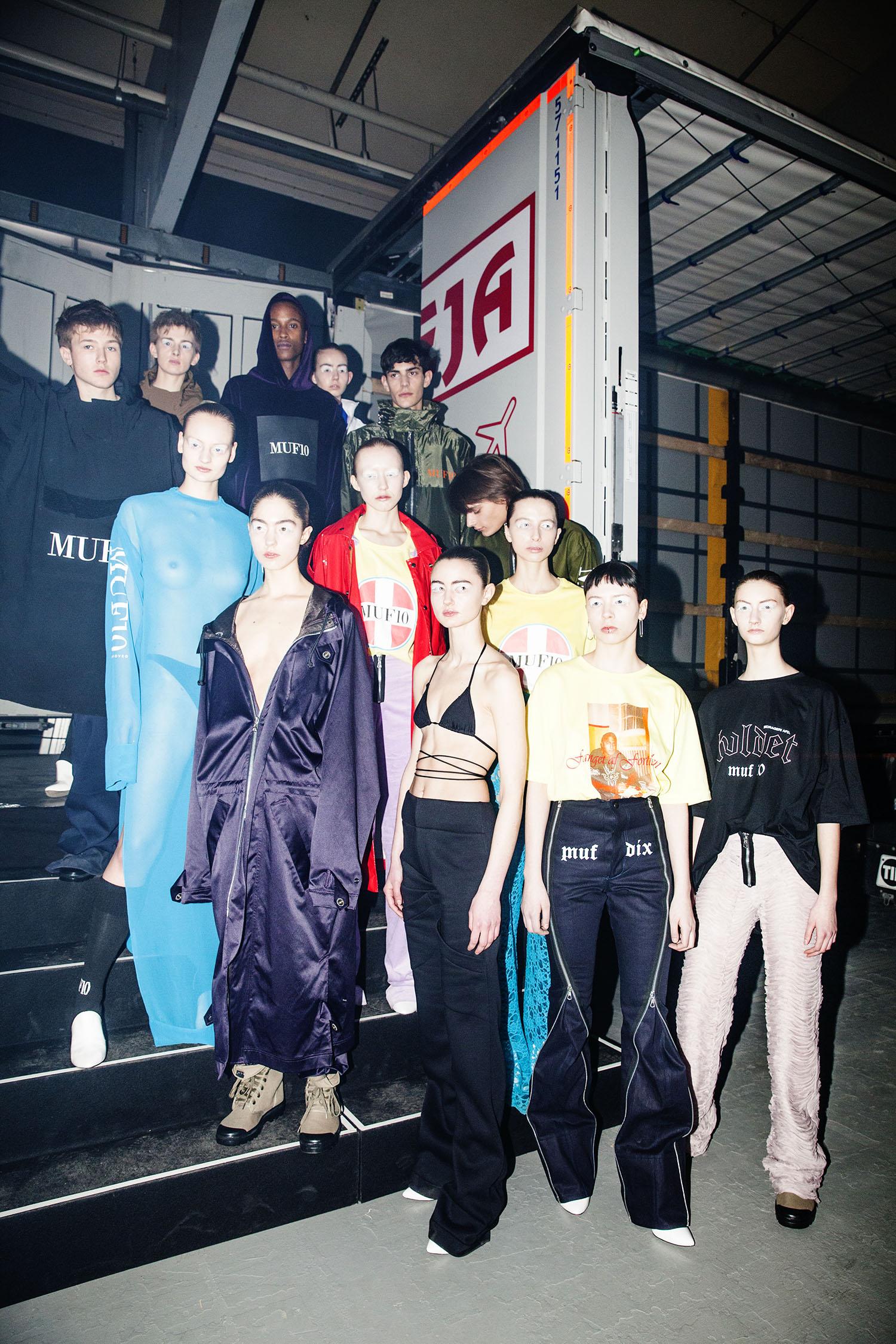 MUF10 AW17 show