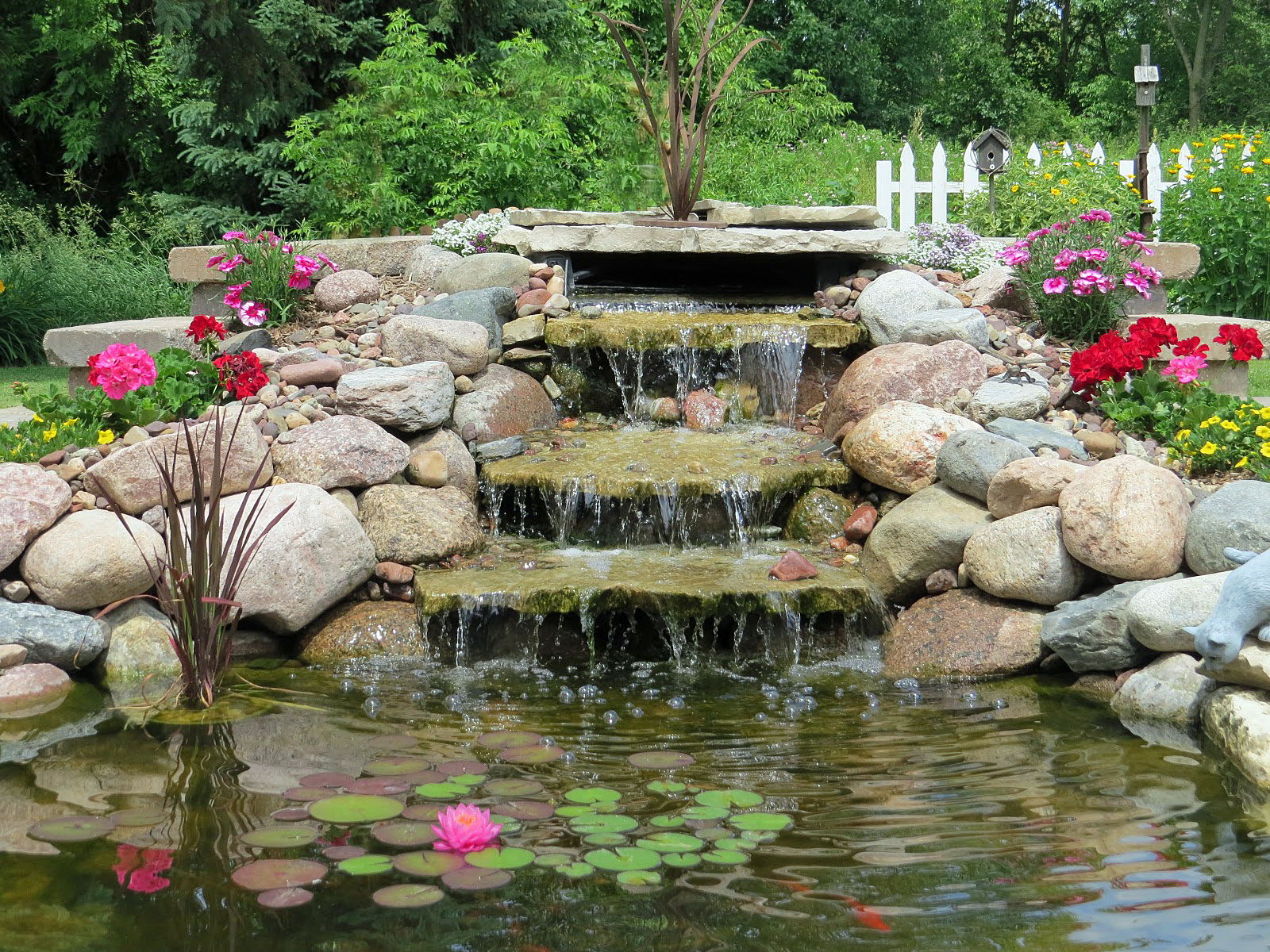 Garden Tour - July 15th 9am to 3pm July 16th Noon to 3pm