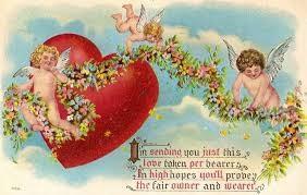 Cherubs & Heart