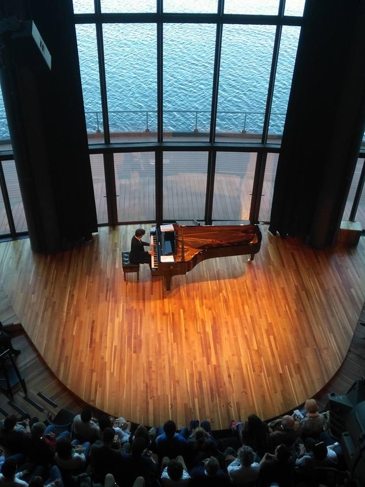 Teatro del Lago, Chile