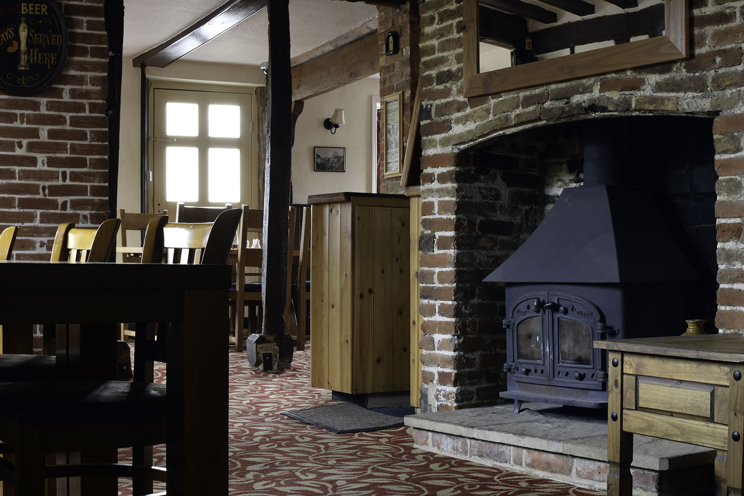 Charming 16th century freehouse.