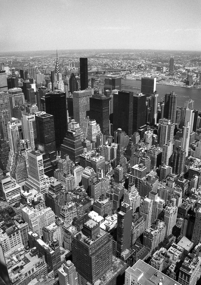 Empire State view, NYC