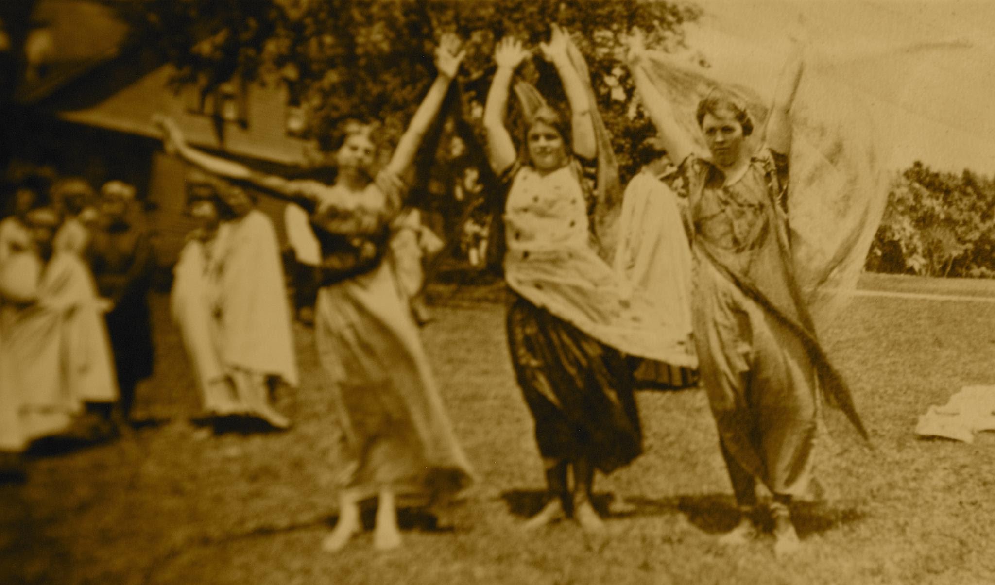 The Bennett School for Girls c.1910s. Image courtesy of the Millbrook Library.