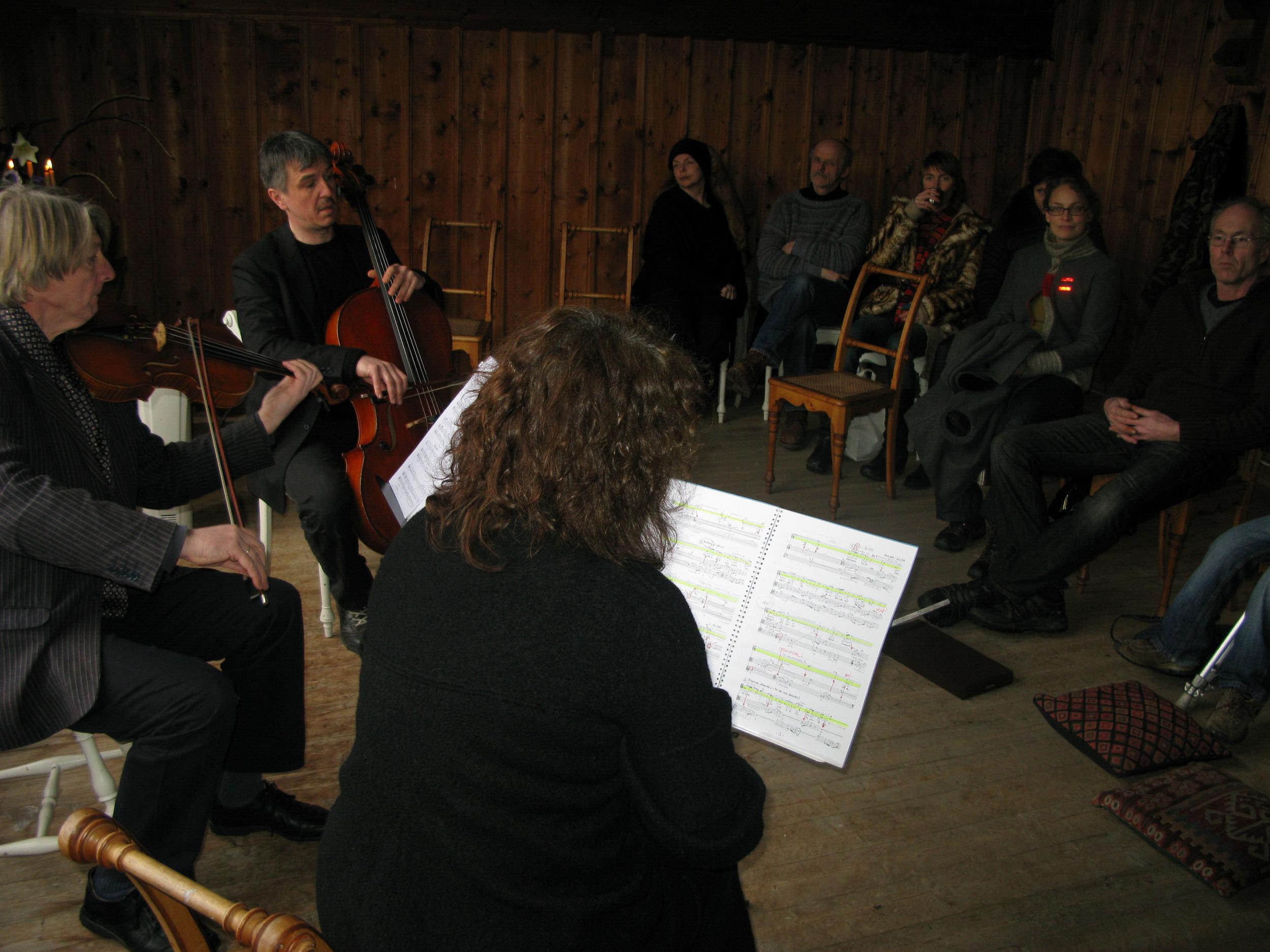 "Åpningsforestilling Konsert ""Den 7. himmelretning"" av Edvin Østergaard"
