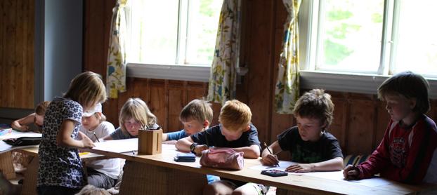 Skolebesøksklasse