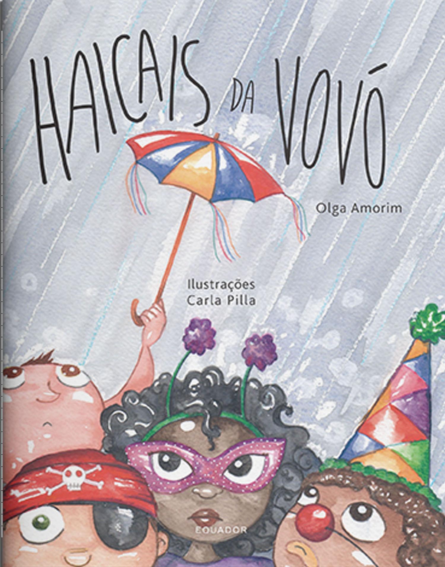 Haicais da Vovó   Olga Amorim R$ 25,00