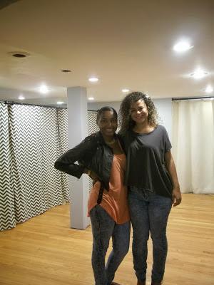 jasmine diane and nickie davis
