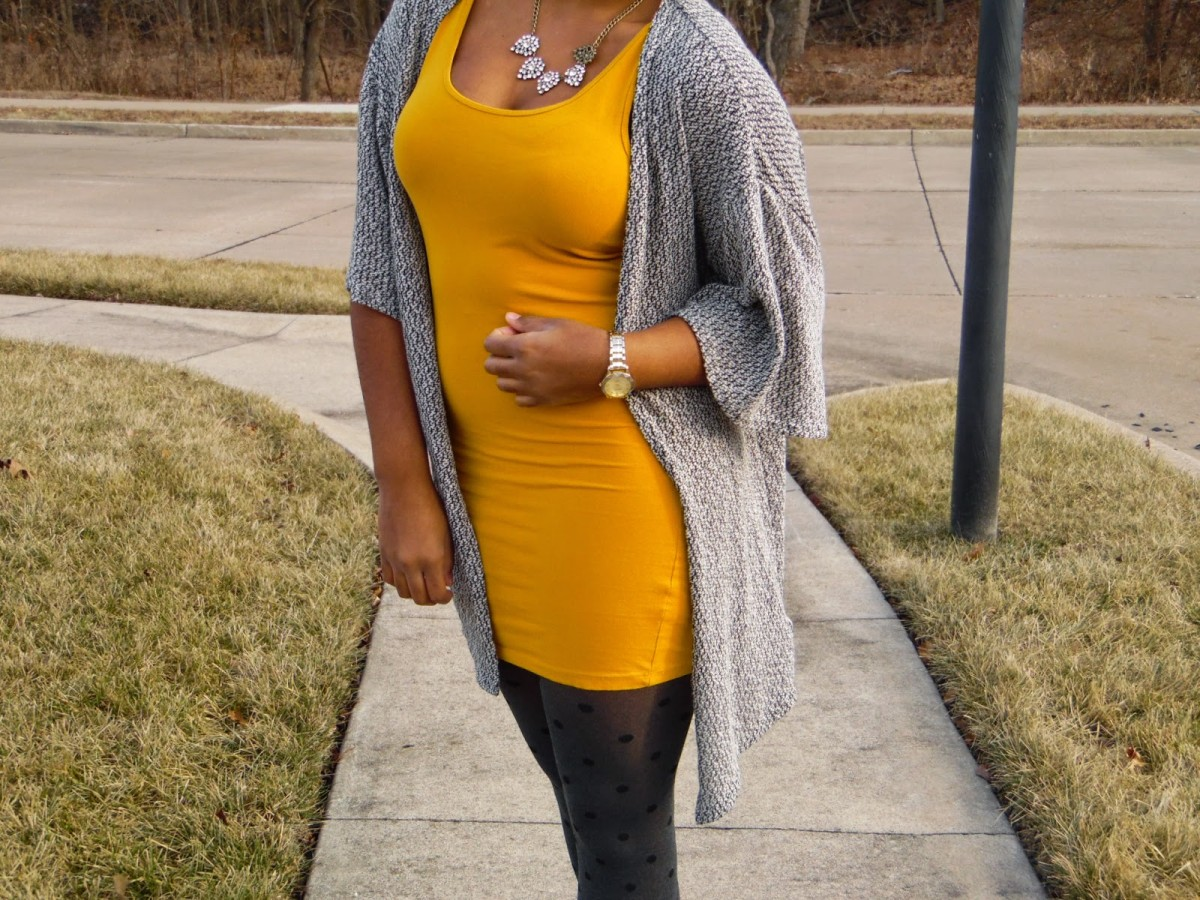 JasmineDiane.com discusses how to wear your Forever21 party dress to your college lecture.