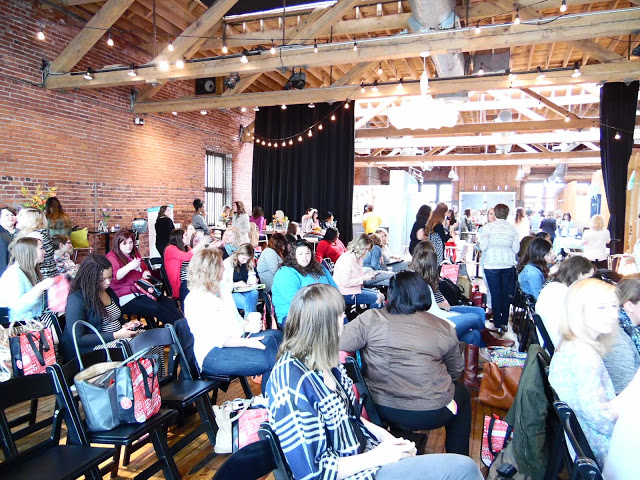 Blogger conference