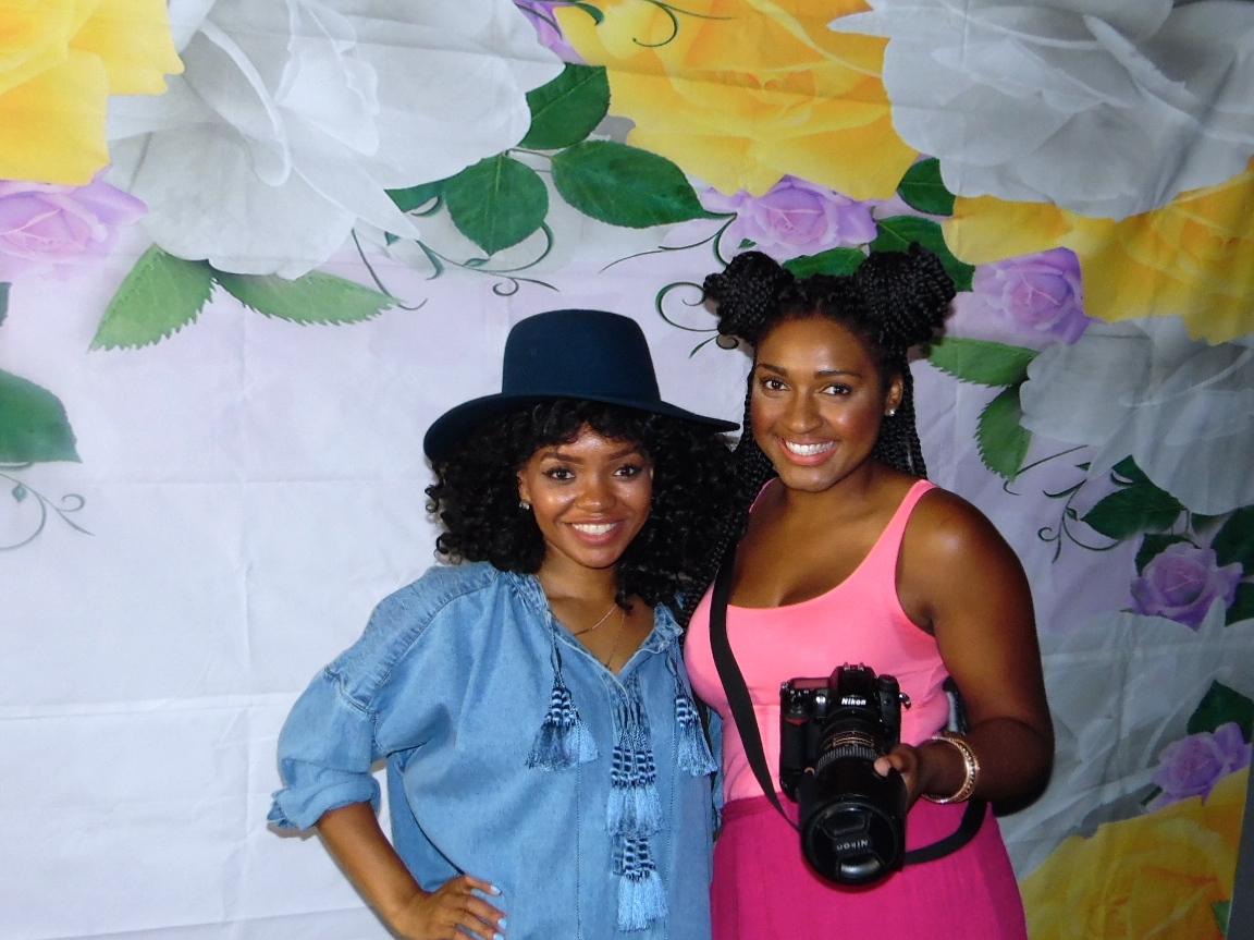 Urban Fashion Fest Kansas City 2015 with Madealikestlye.com blogger Tamera