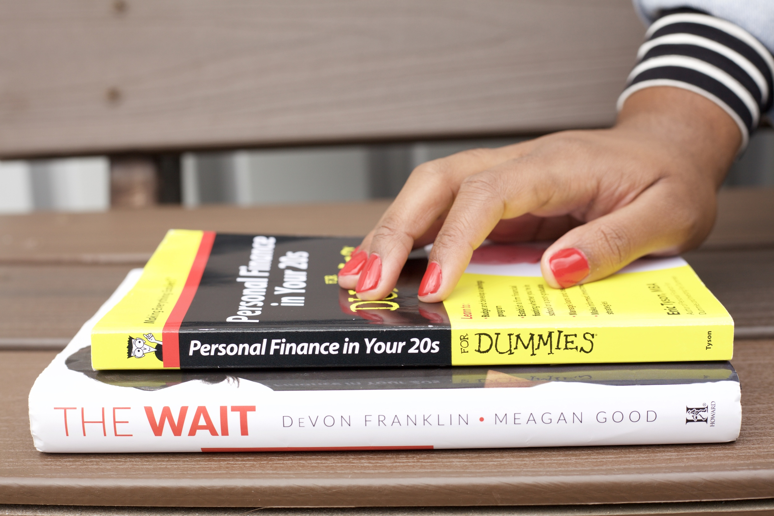 Personal finance in your 20s for dummies and the way by devon franklin and megan good