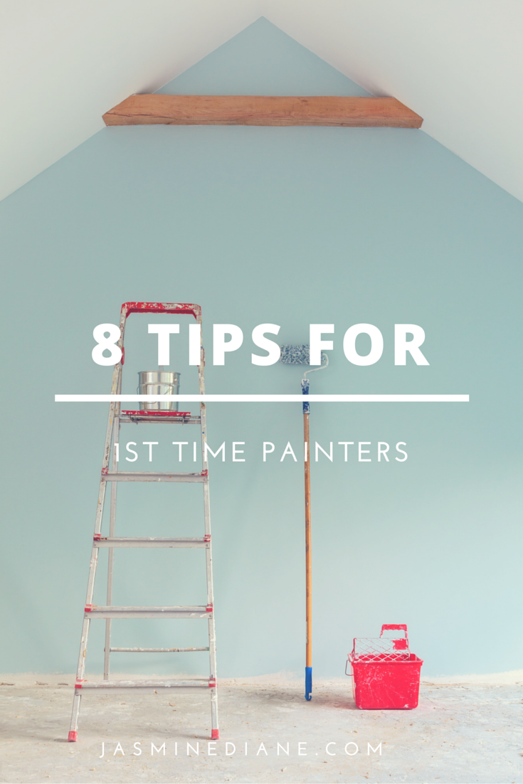 8 things you need to know before painting