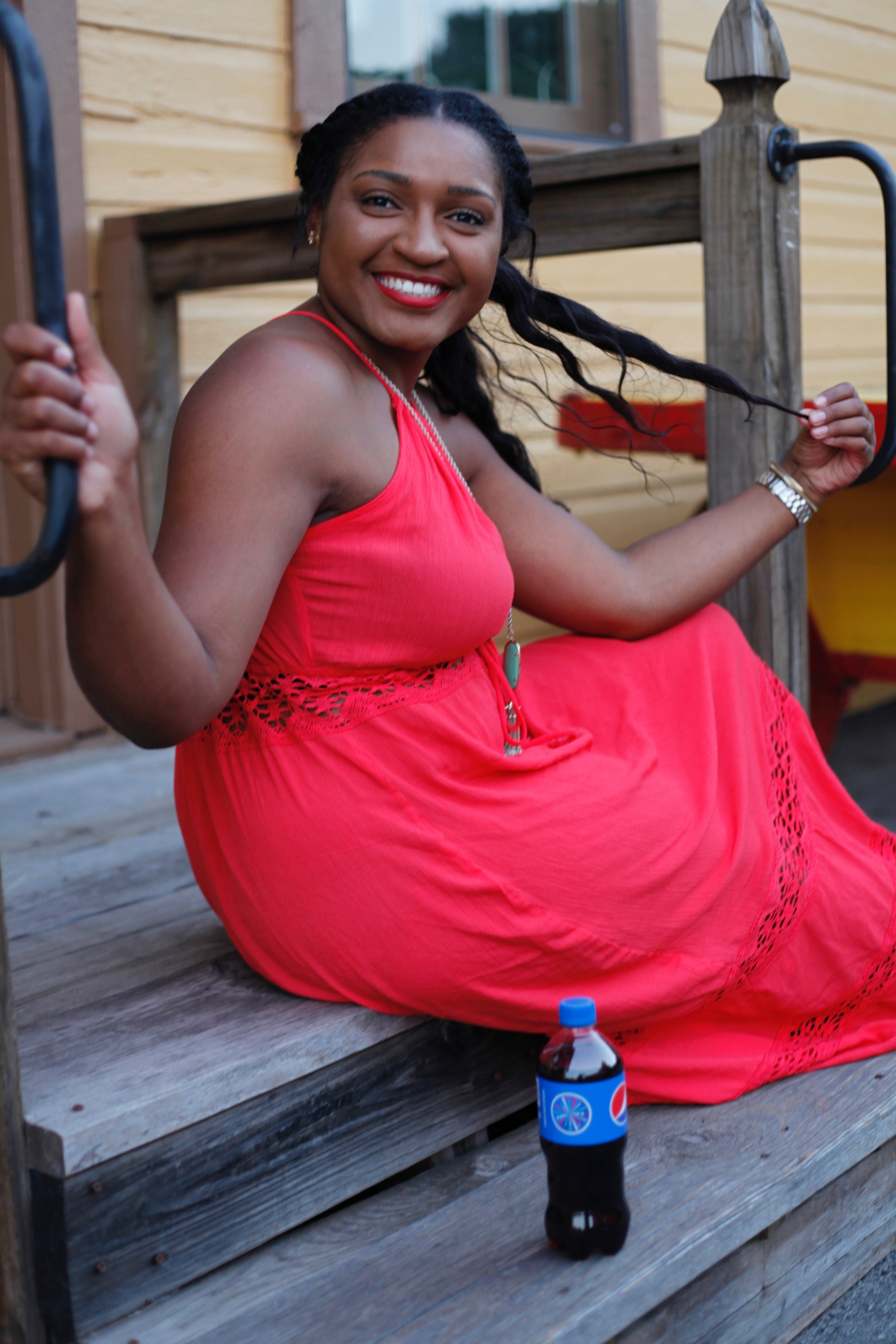 #sayitwithpepsi all summer 2016 with jasmine cooper of jasminediane.com