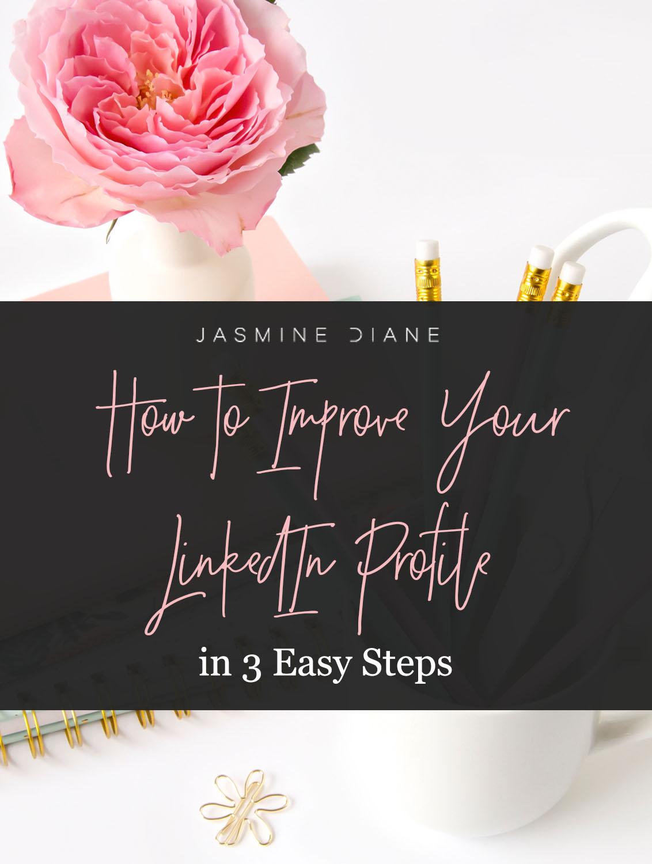 linkedin by jasmine cooper