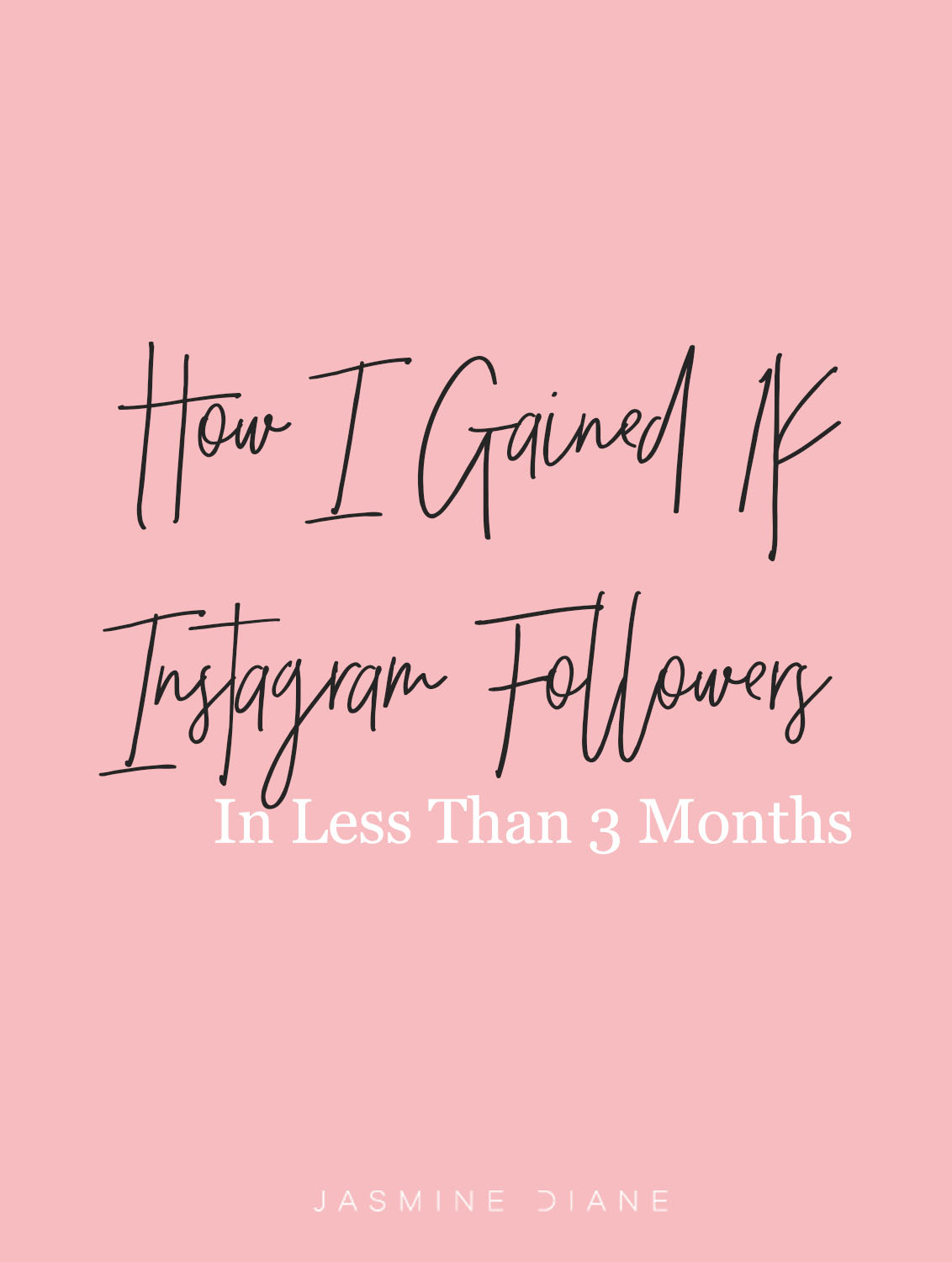 how to gained 1000 instagram followers