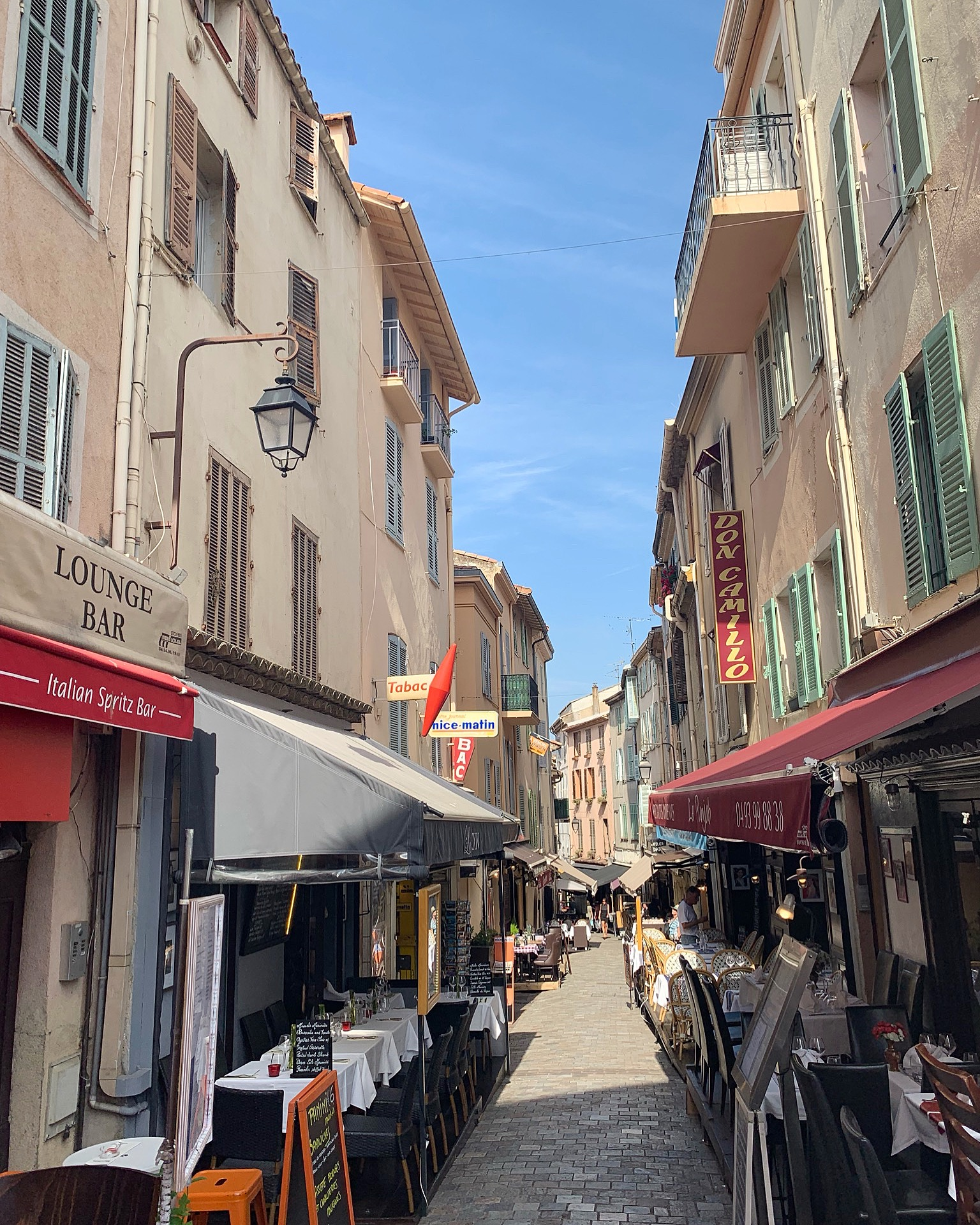 Old Cannes, France