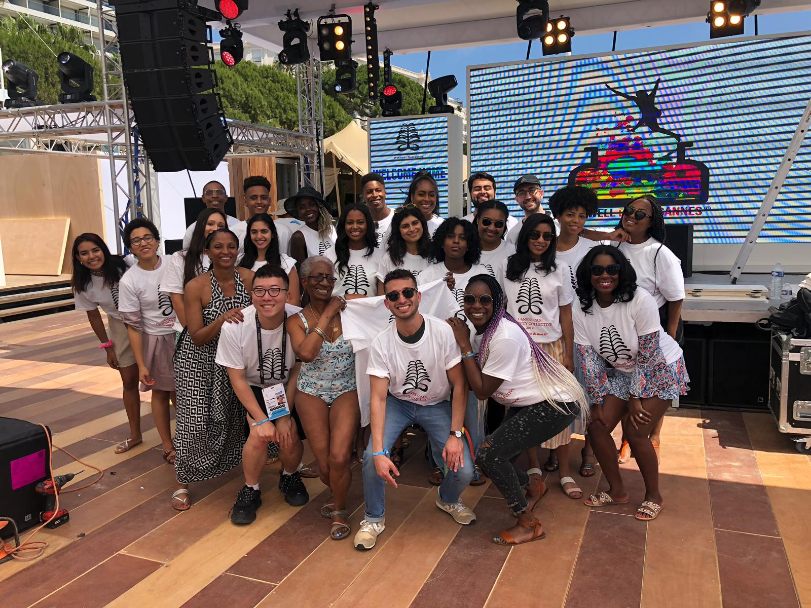 Cannes Can: Diversity Collective Scholars