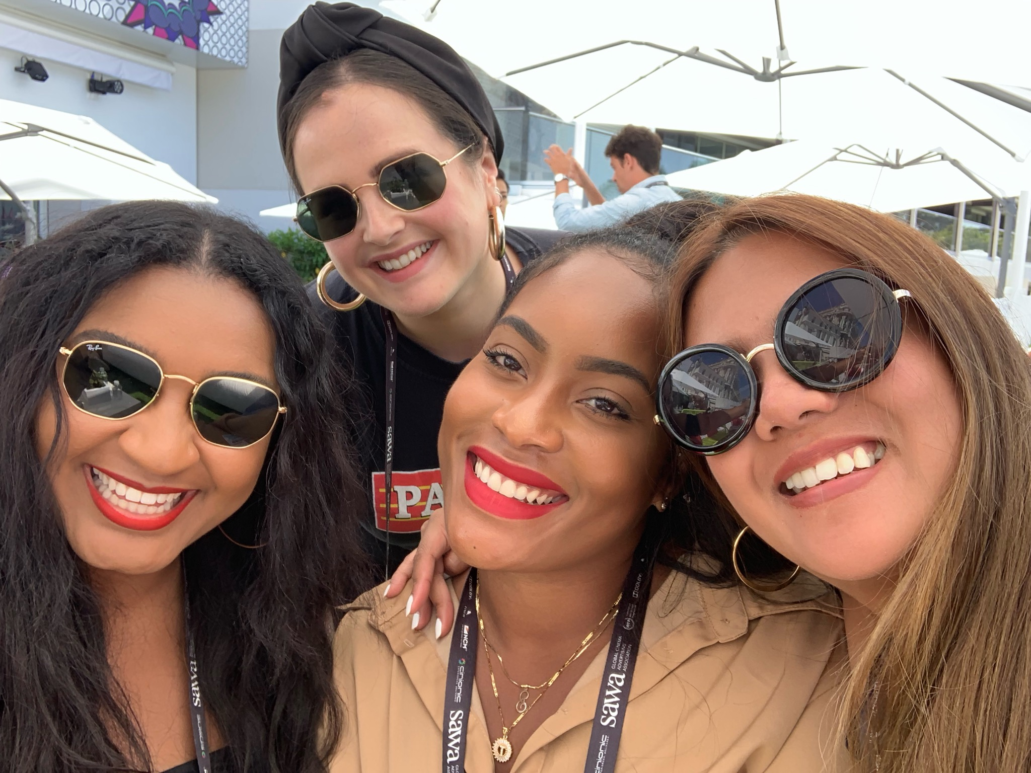Cannes Lions was life-changing by jasmine diane