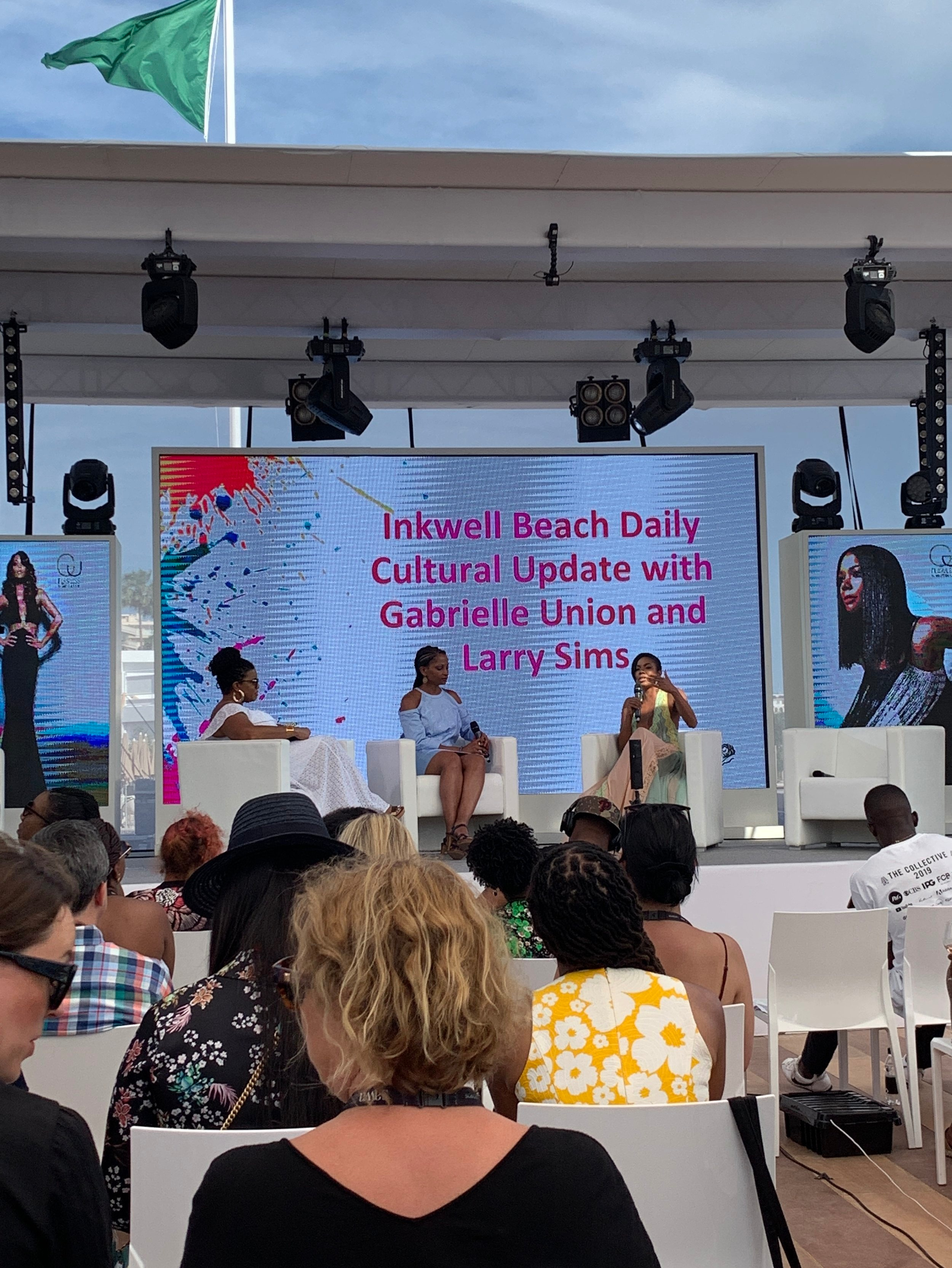 Inkwell Beach Cannes Lions