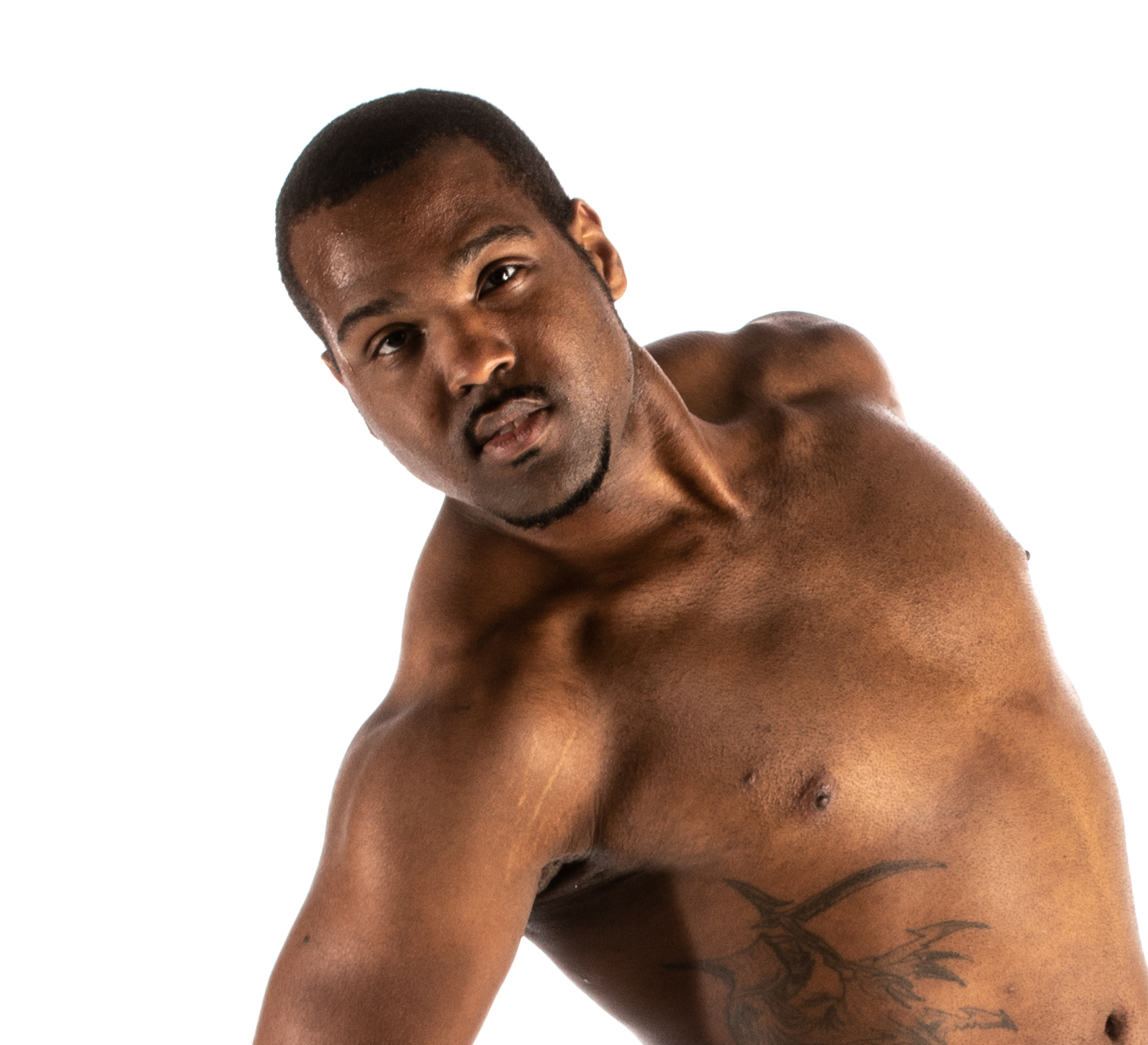 MICHAEL TEASLEY lll, - was born and raised in Detroit, MI. He began his dance training under the Direction of Jeri Sterrett at Jazz and Spirit Dance Theater of Detroit. In 2009, he enrolled in the Dance Program at Oakland University where he performed with Oakland Dance Theatre and OU Repertory Dance Company. Since then he has appeared as an apprentice and guest dancer with Eisenhower Dance, toured to Poland with the Company in July 2014 and was promoted to company member in 2015.