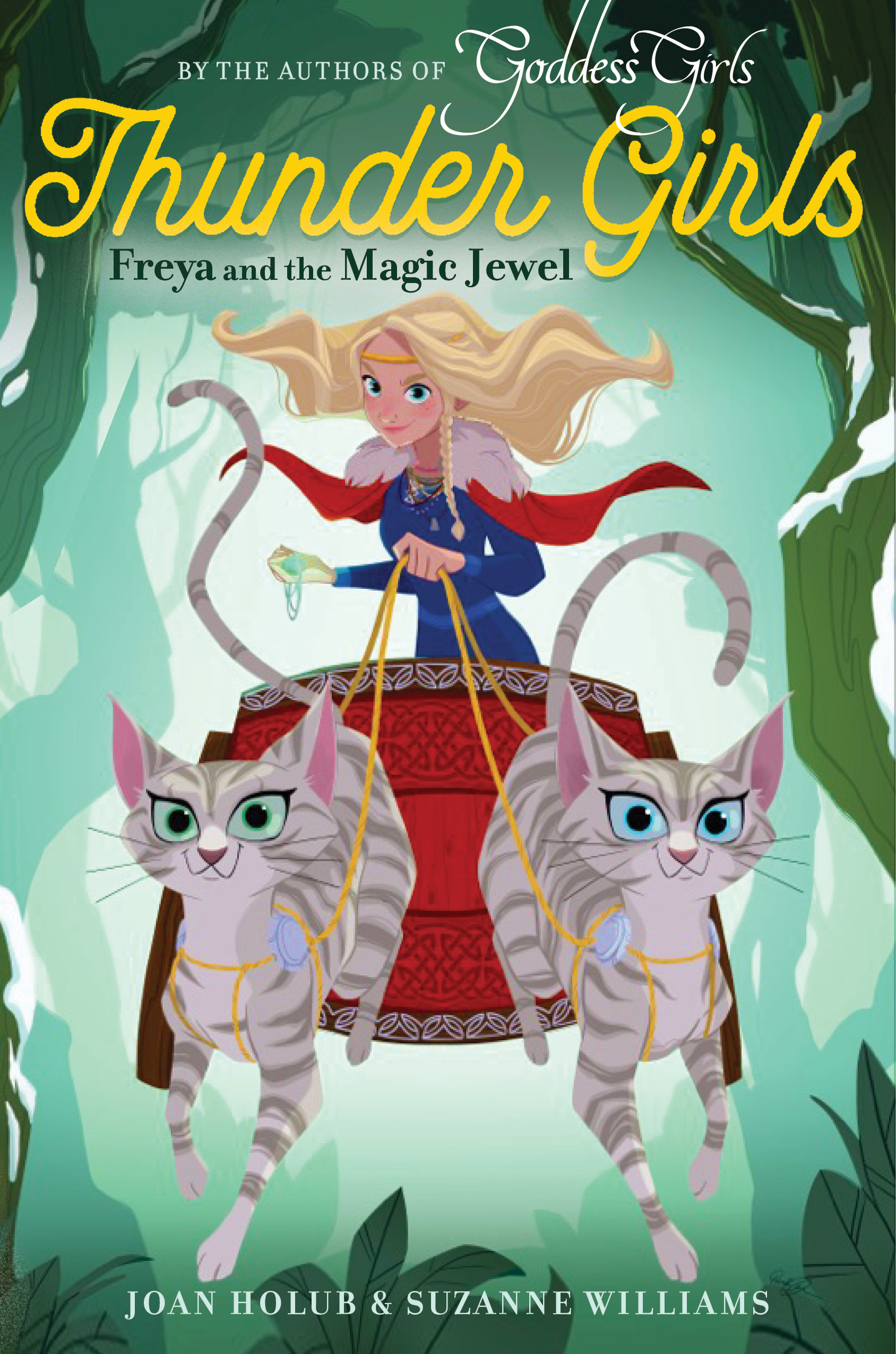 Thunder Girls Freya and the Magic Jewel Joan Holub Suzanne Williams image copy.jpg